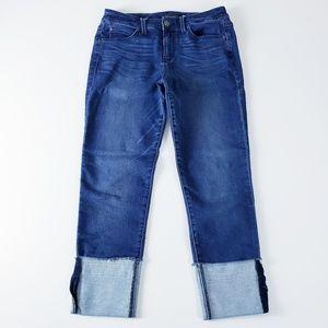 Anthropologie CuffedJeans Size 26